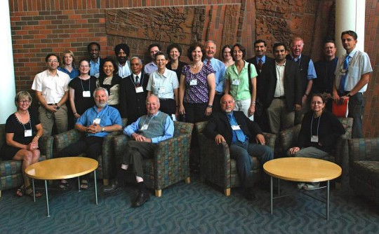 2009 AAVA Meeting Group Photo