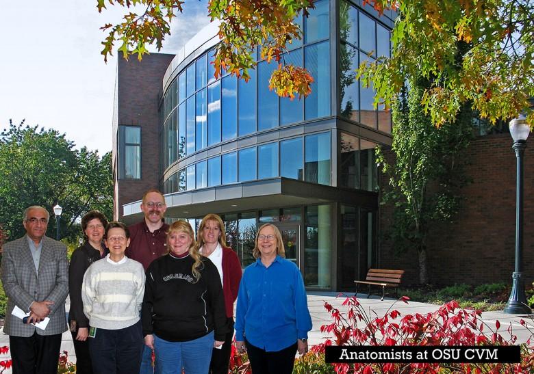 2009 AAVA Meeting Hosts - OSU Anatomists