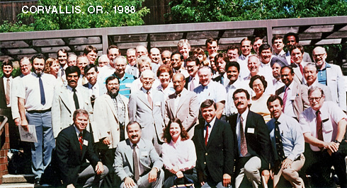 1998 AAVA Meeting Group Photo